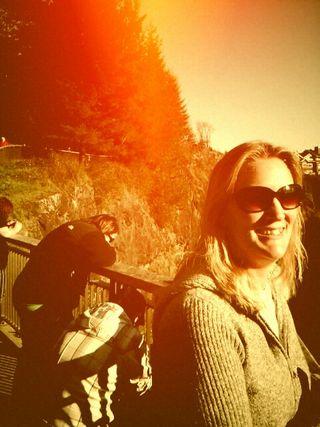 Jaim Snoqualmie Falls