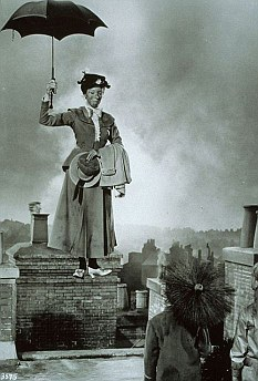 Mary Freaking Poppins