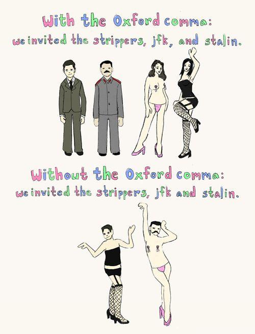 Strippers jfk stalin